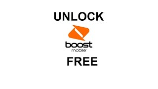 How to Unlock any Phone from Boost Mobile FREE