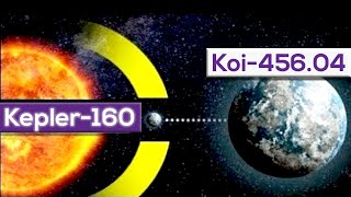 KOI 456.04: New Exoplanet System That Is A 'Mirror Image' Of Earth And The Sun!