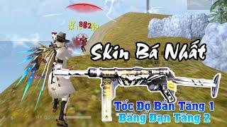 [Garena Free Fire] Test MP40 Ma Mị Ngon Nhất Trong Tất Cả Skin | AS Mobile
