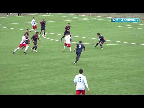 Preview video Accademia - Orizzonti 1-0 il servizio di VCO Azzurra TV sulla partita