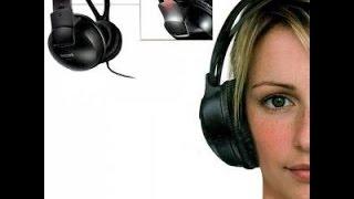 Как починить наушники (Philips SHP1900)-How to fix headphones,one ear does not work