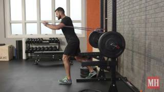 Chest Cardio Workout