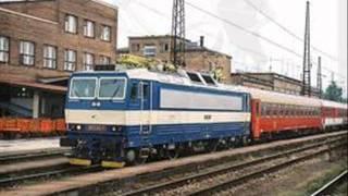 Horkýže Slíže - Vlak