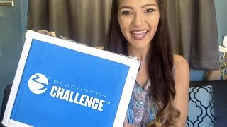 BeachBody Challenge Pack- Unboxing And Coach Information 😃