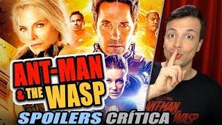 SPOILERS Crítica ANT-MAN AND THE WASP / Ant-Man y la Avispa - Final y Escenas Post-Créditos