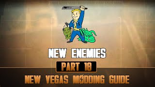 Installing mods that add New Enemies