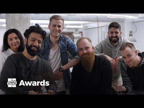 Die besten Alben, Rapper & Lines 2017 – Hiphop.de Awards presented by Ultimate Ears