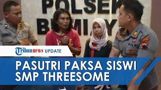 Pakai Boneka Jenglot, Pasutri di Brebes Sekap Siswi SMP Selama 10 Hari, Korban Diajak Threesome