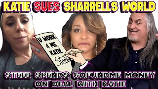 SHARRELLS WORLD Being SUED By WITHOUT A CRYSTAL BALL - Also, Evidence Steve McRae Signed DEAL (NDA)