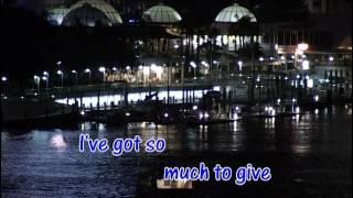 I Love The Nightlife - Donna Summer Karaoke