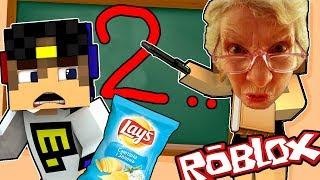 ПОБЕГ из Плохой ШКОЛЫ и злой Bad Учитель Roblox Приключение яркой мультяшной игры от канала ЕвгенБро