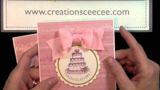 Wedding Shower and Wedding Cards Show & Tell