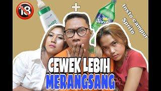Download Video INSTO CAMPUR SPRITE ( APAKAH BENAR MERANGSANG.? ) #EXPERIMENT #PEMBUKTIAN MP3 3GP MP4