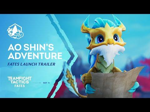 Ao Shin's Adventure | Fates Launch Trailer – Teamfight Tactics