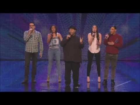 Britain's got talent 2013 - the band of voices