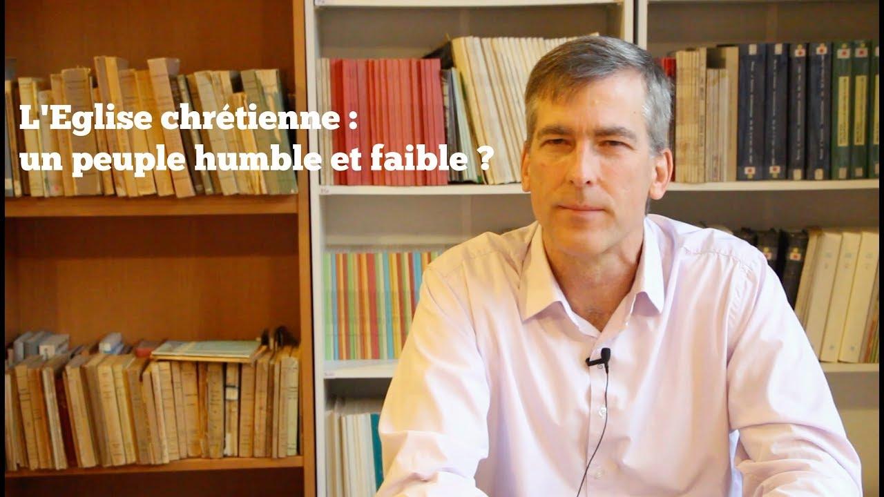 L'Eglise chrétienne : un peuple humble et faible ? (So 3.11-12)