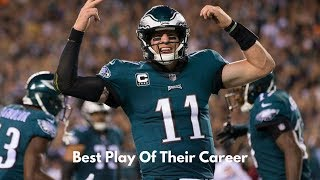 NFL Stars Best Play Of Their Career So Far | NFL