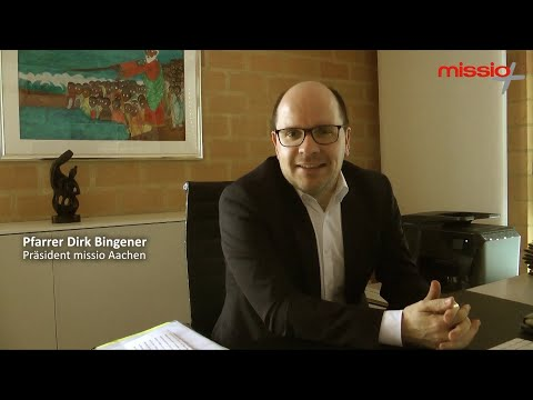 missio-Präsident Pfarrer Dirk Bingener zur Corona-Pandemie