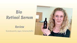 Bio Retinol Serum | Naturkosmetik | Ü40