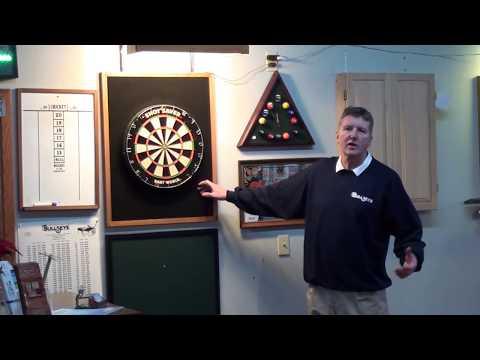 Dart Backboard Intro #3
