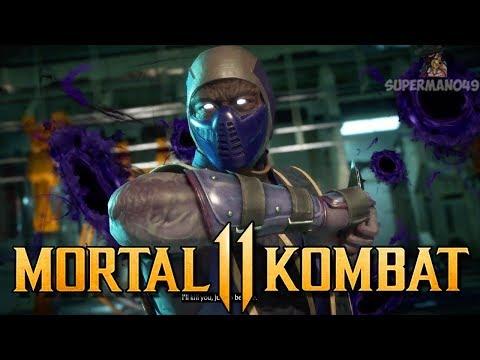 """Klassic Noob Saibot Making People Rage Quit! - Mortal Kombat 11: """"Noob Saibot"""" Gameplay"""
