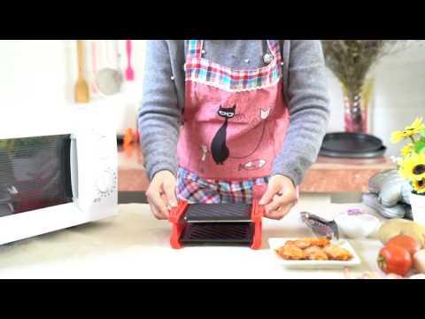 Mikrowellen-Micro Grill