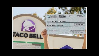 Metro Detroit Students Win $35,000 in Taco Bell Scholarships