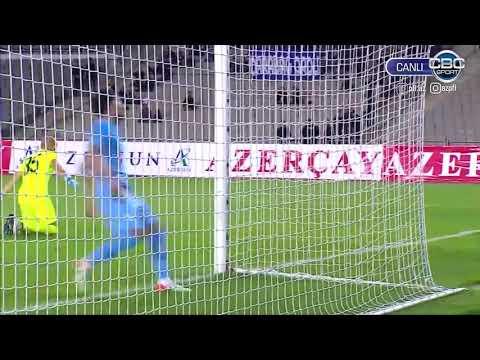 Карабах - Sebail 1:0. Видеообзор матча 28.10.2019. Видео голов и опасных моментов игры