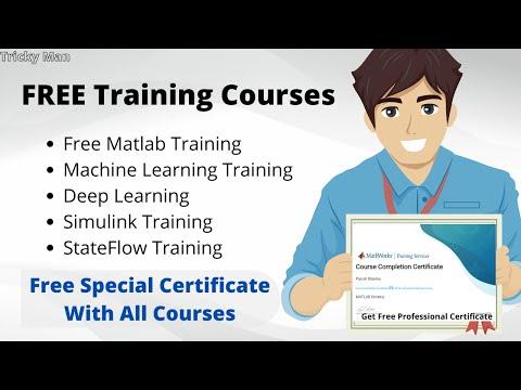 Free Matlab Training Online Courses | Machine Learning Training ...