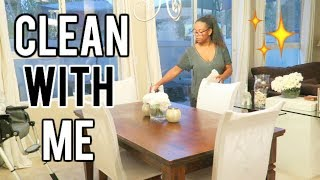 POWER HOUR AFTER DARK | CLEAN WITH ME | SPEED CLEANING