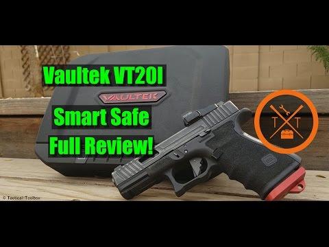 The Vaultek Safe VT20I Review! Not The Beta Tester!