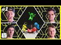 Gang Beasts met Enzo, Don, Link en Ronald | XL Battle | LOGS1 #1