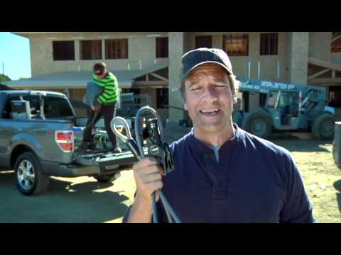 Screen capture of Mike Rowe fights Grab n' Go Theft w/ Master Lock
