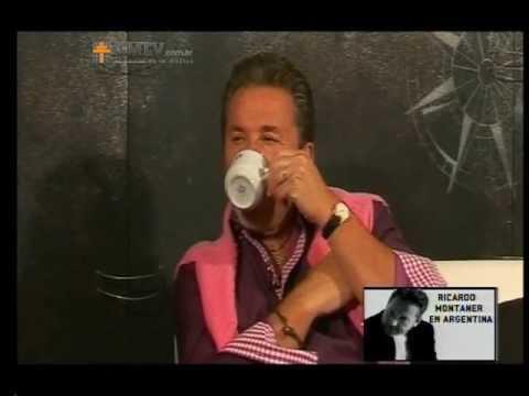 Ricardo Montaner video Entrevista CM 2012 - Presenta - Viajero frecuente