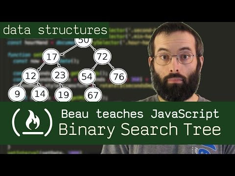 Binary Search Tree Beau Carnes