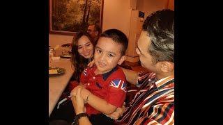 Jonas Asmirandah Natal Keluarga 2018 (1/2)