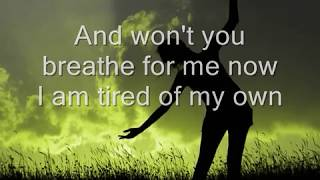 Breathe - James Blunt (lyrics)