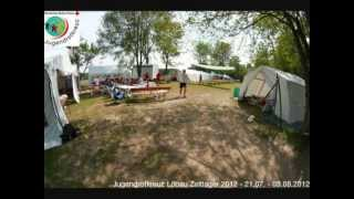 preview picture of video 'Sommerlager DRK Löbau 2012'