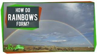 How Do Rainbows Form?