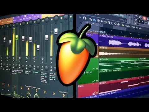 Discontinued Image Line Fl Studio 12 Fruity Loops