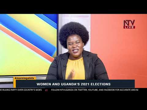Women and Uganda's 2021 elections | MORNING AT NTV