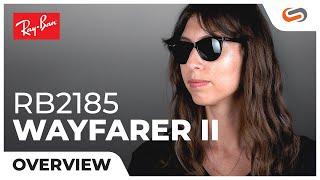 Ray-Ban RB2185 Wayfarer II 52 Eyesize