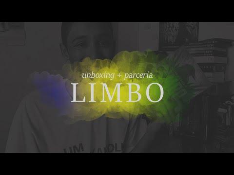 Unboxing/Parceria: Limbo | Um Bookaholic