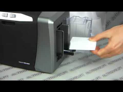 Impresora de Tarjetas de Identificación  PVC Fargo DTC1000