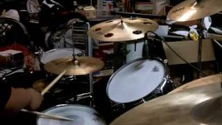 Donnie McClurkin - Trusting In You (Drum Cover)
