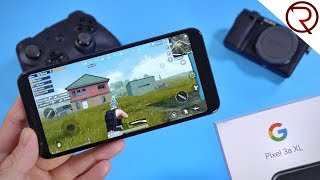 Can you play games on the Pixel 3a XL? PUBG, Fortnite, GTA, Asphalt Xtreme