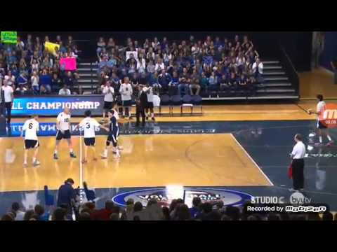 Yale vs UNC volleyball