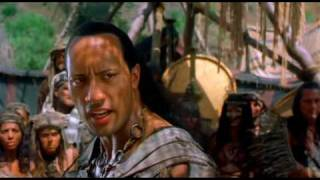 Trailer of The Scorpion King (2002)