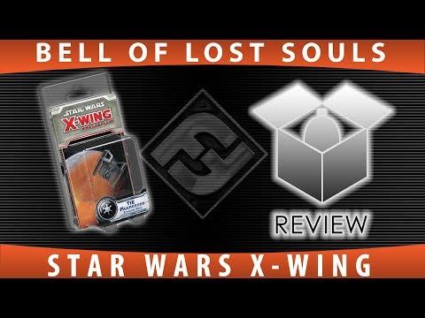 BoLS Unboxing | TIE Aggressor | X-Wing