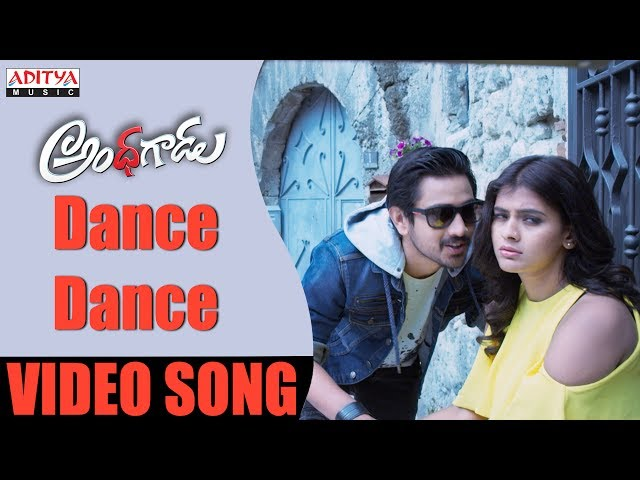 Dance Dance Full Video Song HD | Andhagadu Movie Songs | Raj Tarun, Hebah